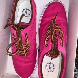 Polo shoes size 8